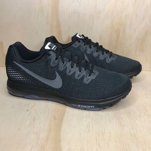 NEW Nike Zoom All Out Low Anthracite Triple Black